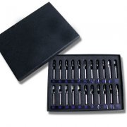 Stainless Steel Tattoo Tip Kit - 22 Pieces