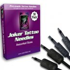 Joker Standard Assorted Needles with Tubes