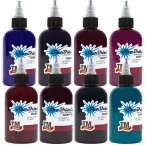 StarBrite Tattoo Ink 8 Color Deep Set