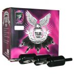 Talon Disposable Tubes with Stainless Steel Tips 1RT