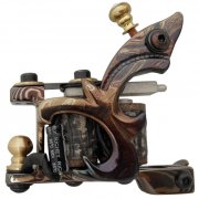 Damascus Tattoo Machine 14