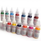 Skin Candy Bloodline Tattoo Ink 14 Color Set