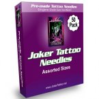 Joker Standard Tattoo Needles Assorted Sizes