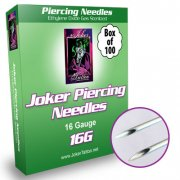 Piercing Needles 16 Gauge