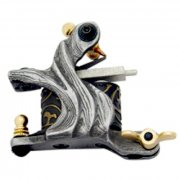 Damascus Tattoo Machine 22
