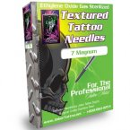 Magnum Textured Tattoo Needles
