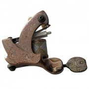 Damascus Tattoo Machine 12