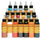 Eternal Tattoo Ink M Series 18 Color Set