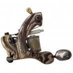 Damascus Tattoo Machine 18