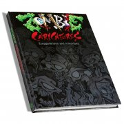 Zombie Caricatures Exaggerations and Infections Book