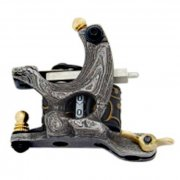 Damascus Tattoo Machine 25
