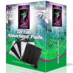 "Absorbent Pads 3"" x 5.5"""