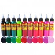 Eternal Tattoo Ink Floral 10 Color Set