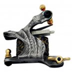 Damascus Tattoo Machine 23