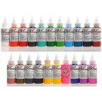 Bloodline Tattoo Ink 21 Color Set