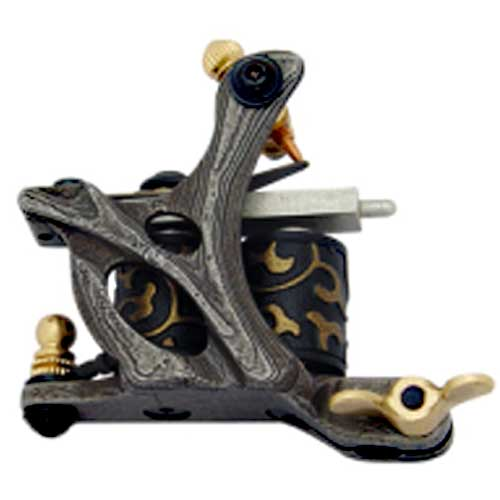 Damascus Tattoo Machine 26