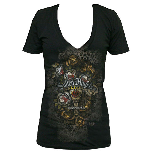 Sullen Girl Chalis V-Neck