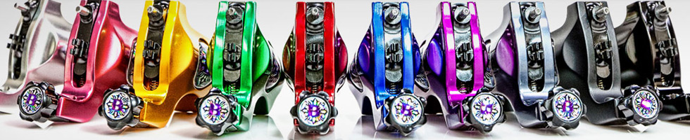 Bishop Rotary Tattoo Machines at Joker Tattoo Supply!