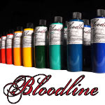 Bloodline UV Tattoo Ink