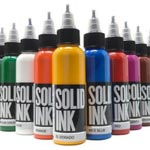 Solid Tattoo Ink Sets