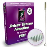 Standard Tattoo Needles