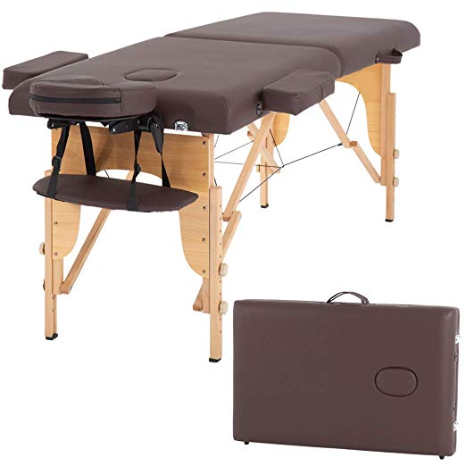 Tattoo Bed with Carrying Case