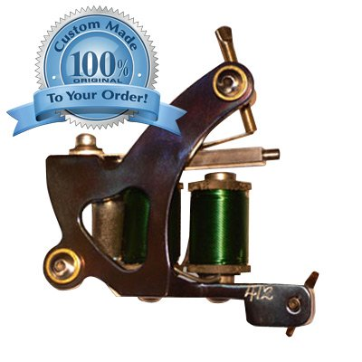 Dan Dringenberg Chart Topper Tattoo Machine