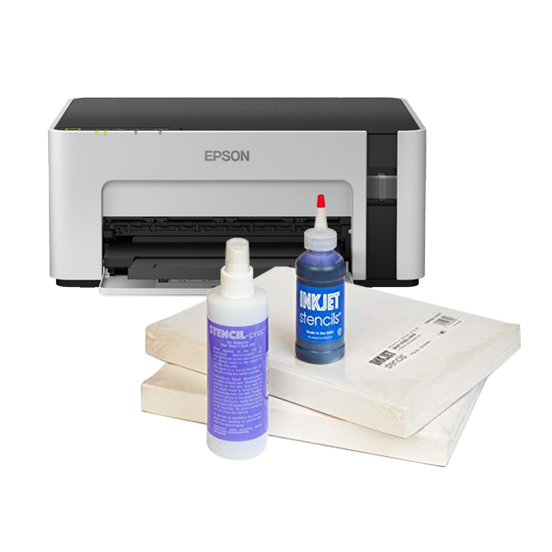 Epson EcoTank Tattoo Stencil Printer Combo Package