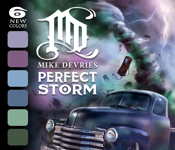 Eternal Tattoo Ink Perfect Storm Set