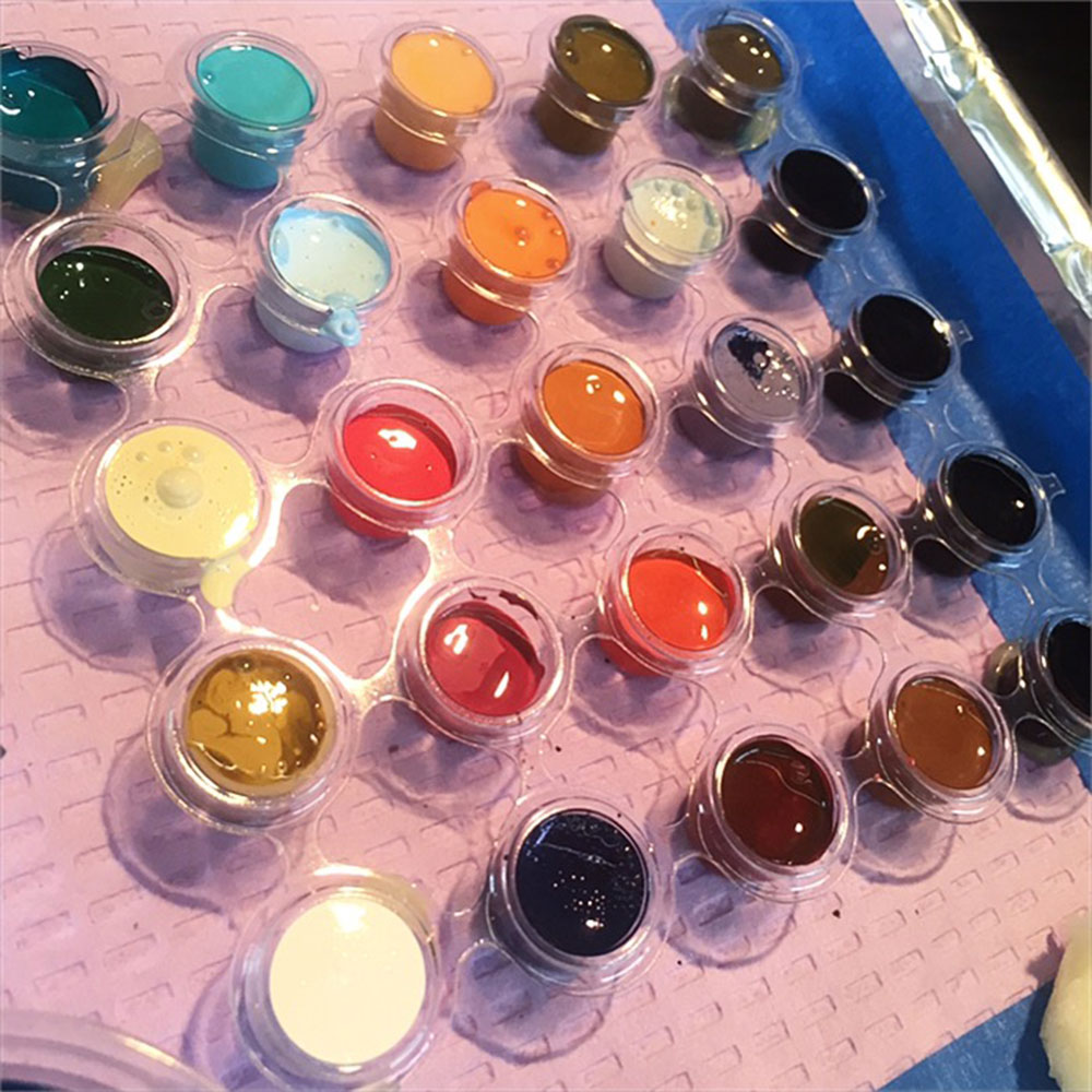 Ink Cup Trays