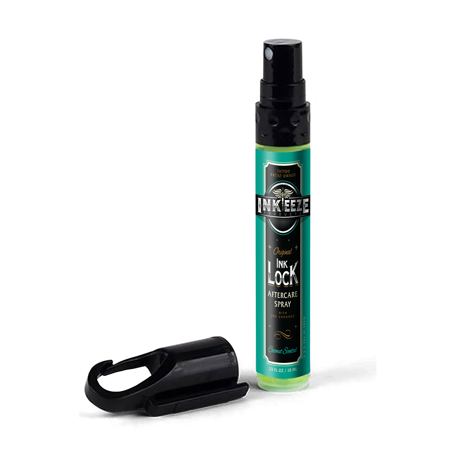 Inkeeze Ink Lock Aftercare Spray 10ML