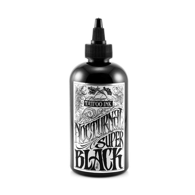 Nocturnal Tattoo Ink Super Black