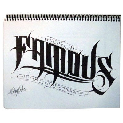 Og Lettering Styles By Big Solo Og Lettering Styles 40 00 Tattoo Supplies And Equipment