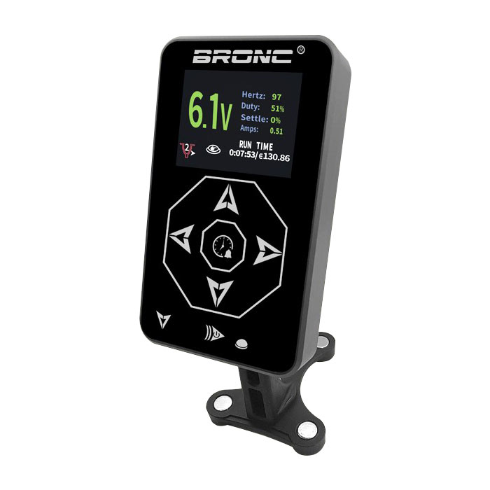 Bronc Tattoo Power Supply TPN-036