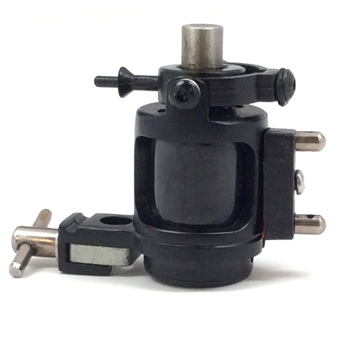 Hammer Rotary Tattoo Machine Black