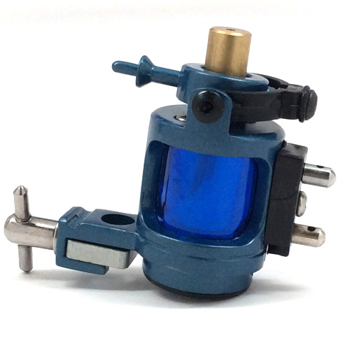 Hammer Rotary Tattoo Machine Blue