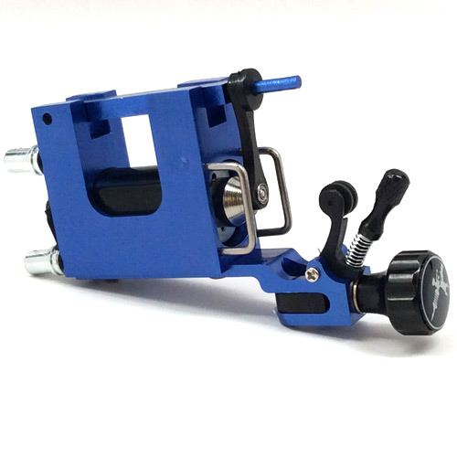 Swiss Rotary Tattoo Machine - Blue
