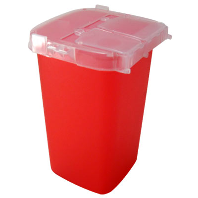 Small Sharps Container