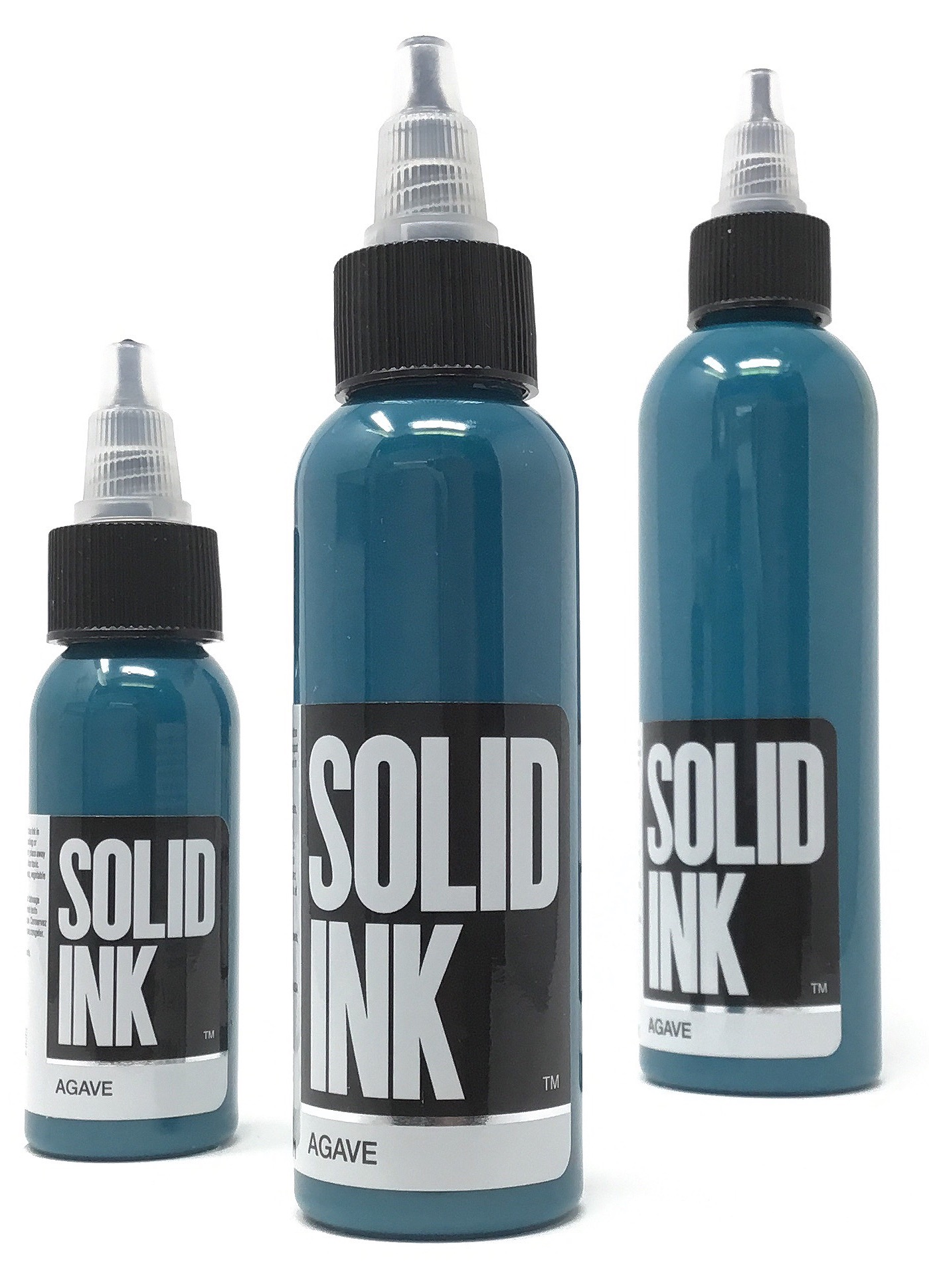 Solid Tattoo Ink Agave
