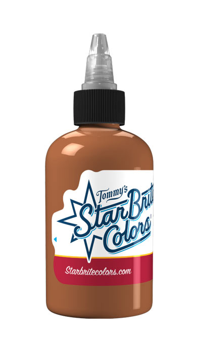 StarBrite Tattoo Ink Dark Fleshtone