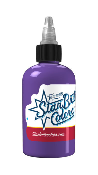 StarBrite Tattoo Ink Lavender