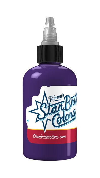 StarBrite Tattoo Ink Purple Purps