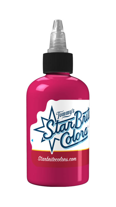 StarBrite Tattoo Ink Raspberry
