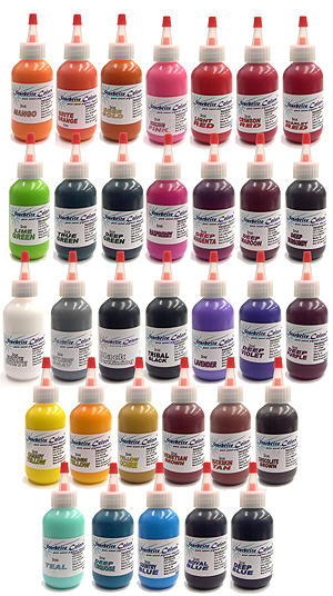 StarBrite Tattoo Ink 32 Color Set