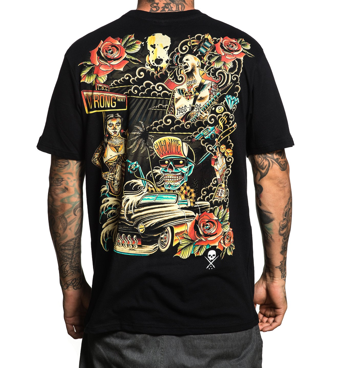 Sullen Sublime All Wrong Tee