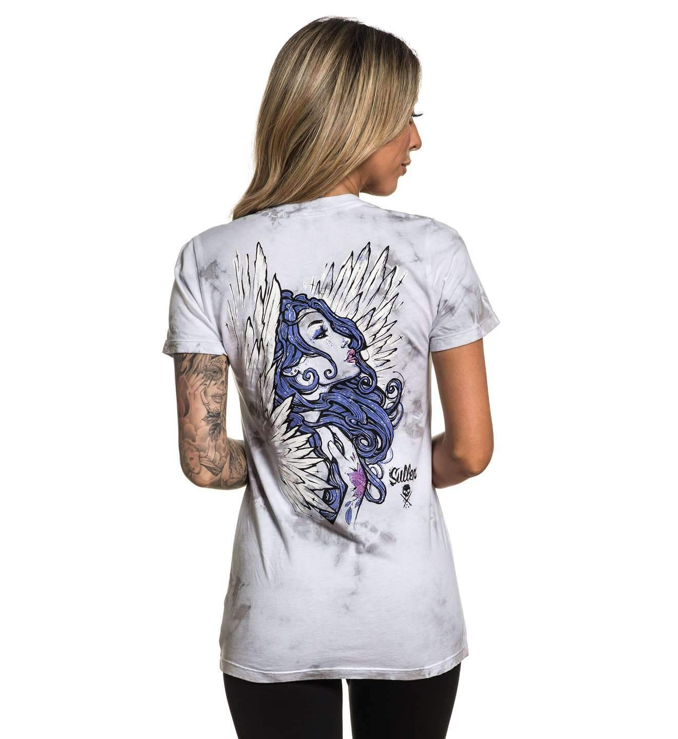 Angel Ink T-shirt by Sullen