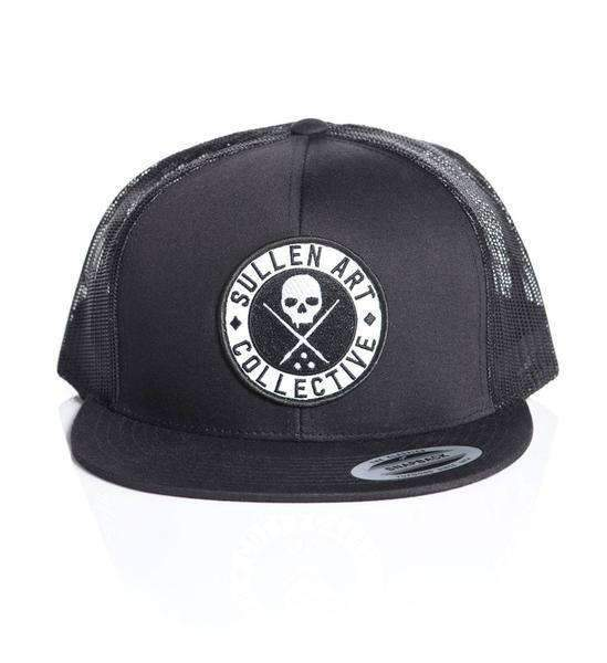 Badge Of Honor Snapback Hat by Sullen