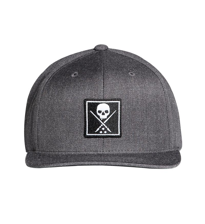 Sullen Collective Snapback Grey Hat