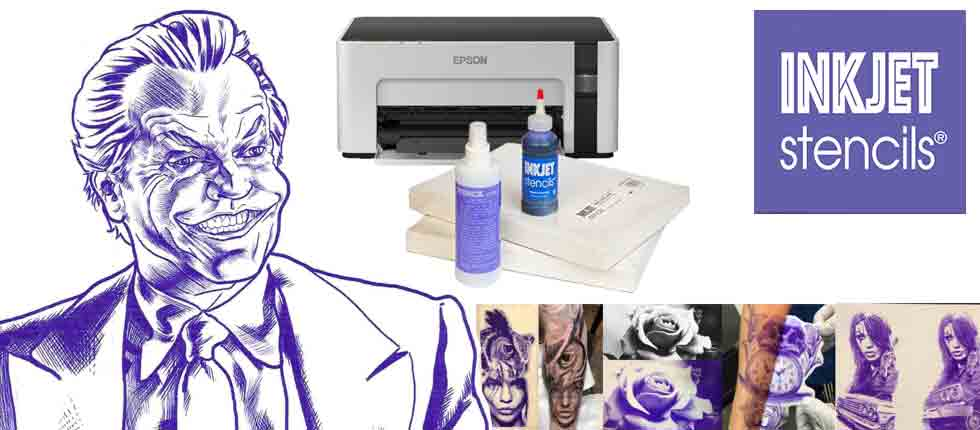 Order your InkJet Stencil Ink
