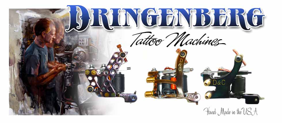 Dringenberg Tattoo Machines